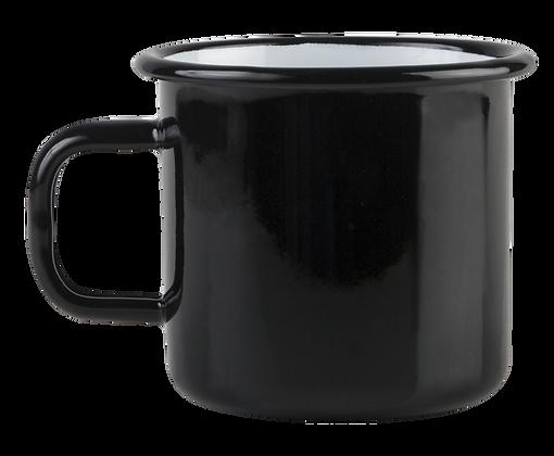 MUURLA, basic enamel mug