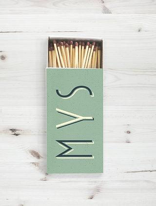 ISAFORM, Mys match box