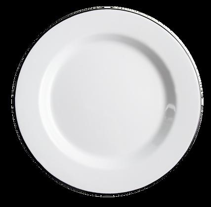 MUURLA, basic enamel plate
