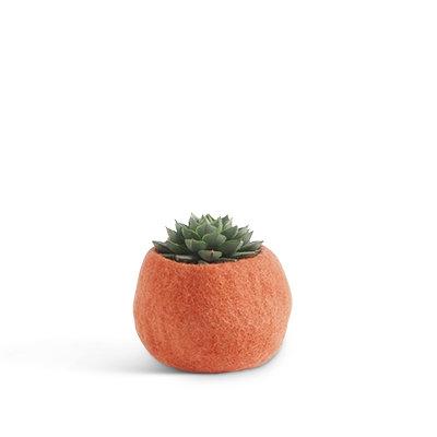 AVEVA flower pot, terracotta (Small)