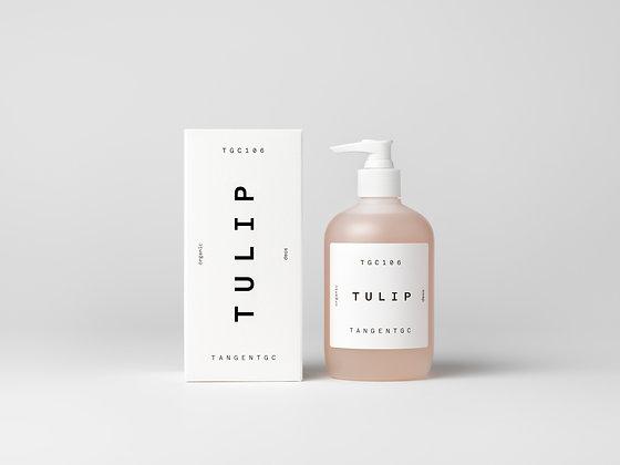TANGENT, Tulip organic handsoap