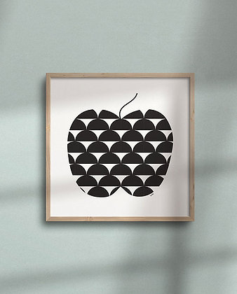ISAFORM, poster APPLE