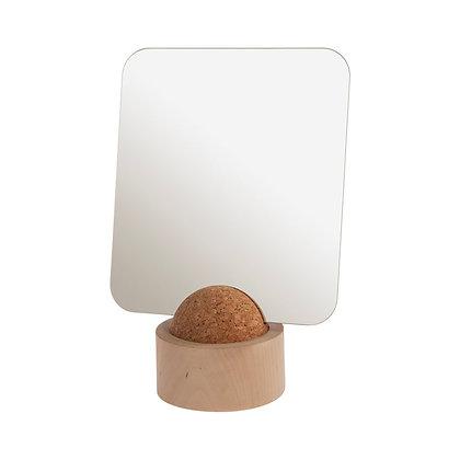 IRIS HANTVERK, Mirror on stand