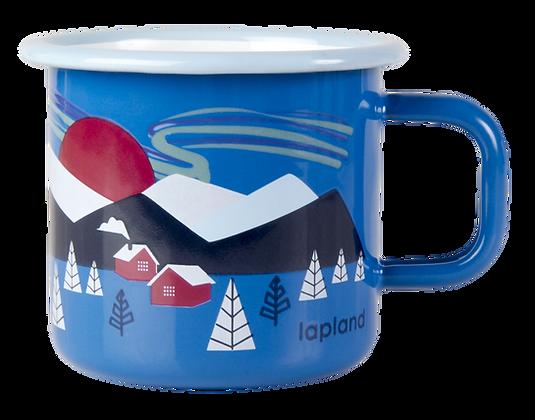 MUURLA, Lapland enamel mug