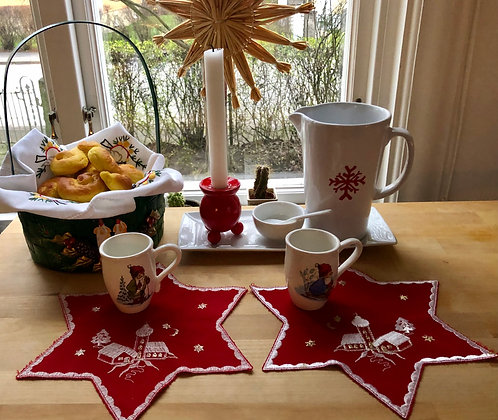 JULFRUKOST 13, set colazione di Natale