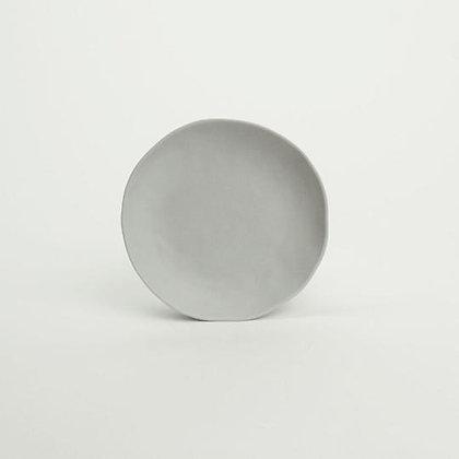 KAJSA CRAMER, saucer graygreen