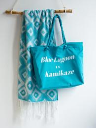 Bawełniana torba plażowa