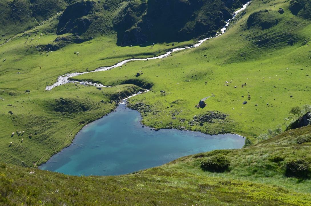 rando lac Alpes