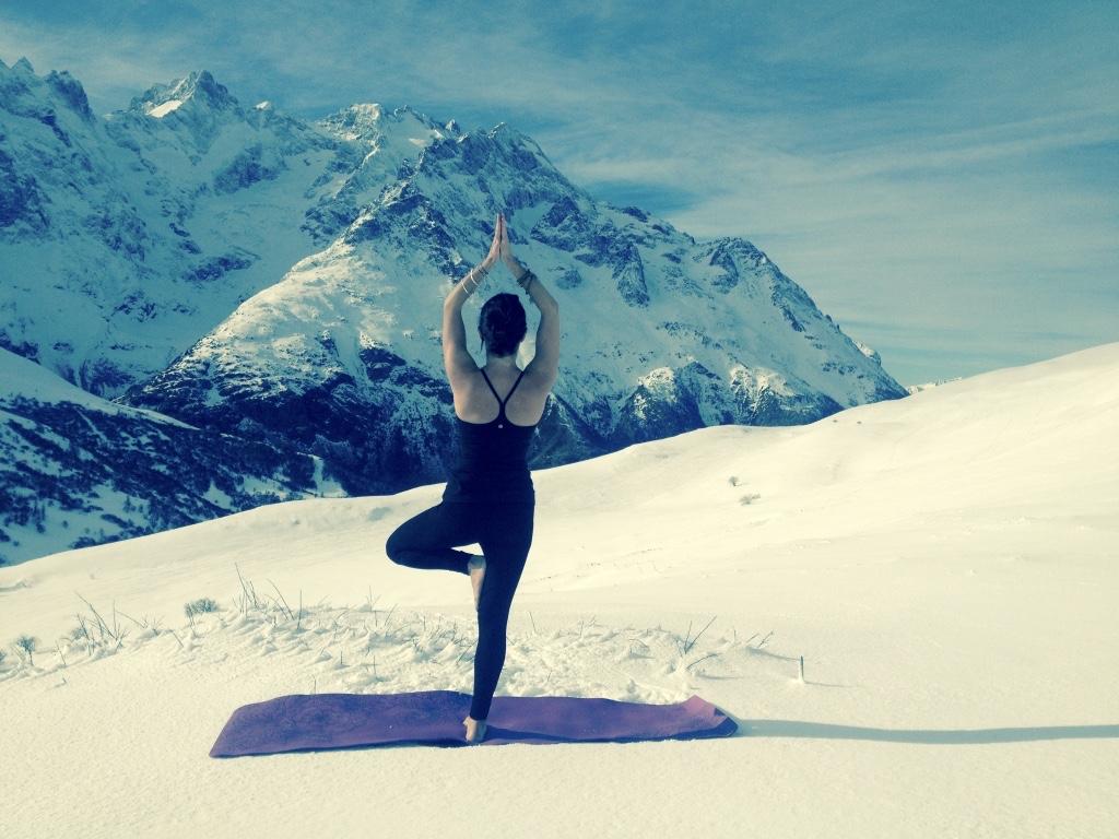 yoga rando serre chevalier