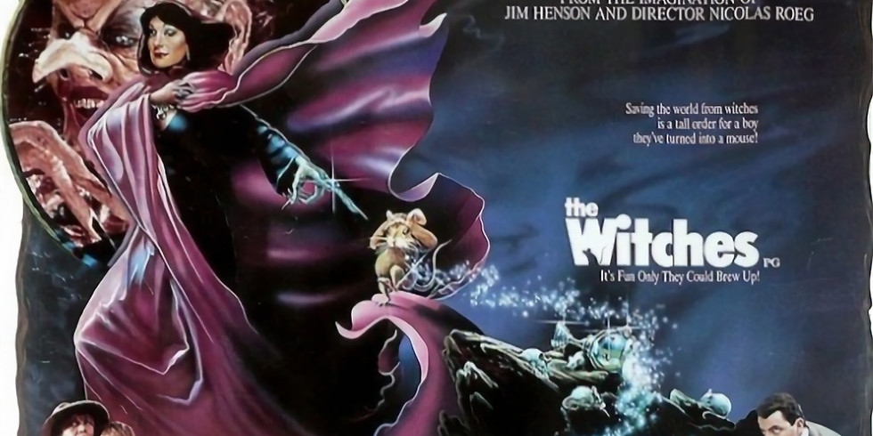 Haunted Farm - Halloween Cinema Scare Event - The Witches (PG) (1990)