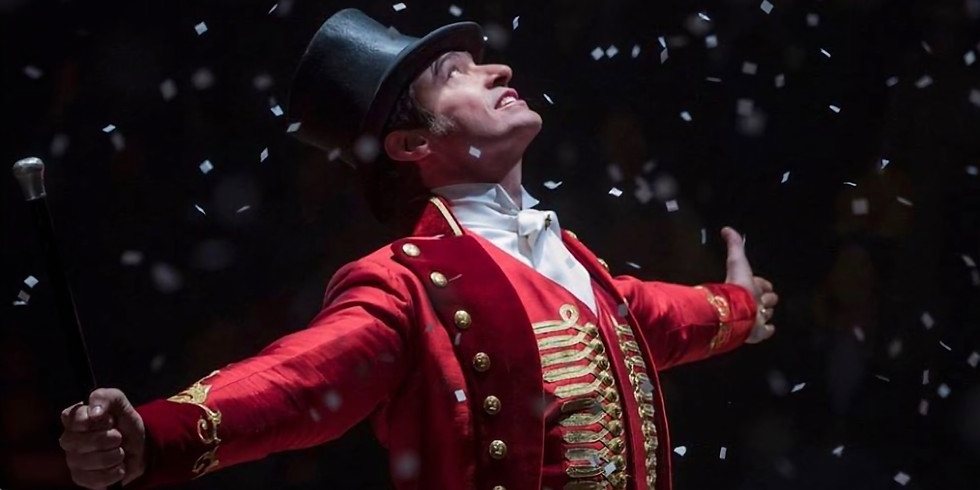 OUTDOOR CINEMA   - The Greatest Showman (PG)