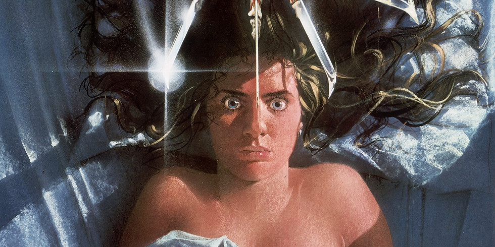 A Nightmare on Elm street (18) (1984)  Event Opens at 830pm, Film at 930pm