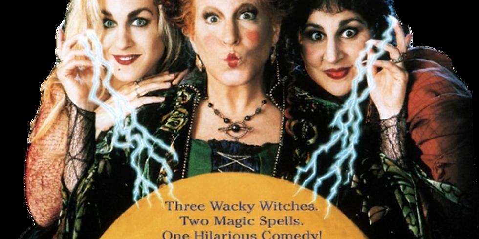 Halloween Cinema Scare Event - Hocus Pocus (PG) (1993)