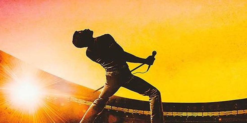 OPEN AIR CINEMA  - Bohemian Rhapsody (12A) (1)