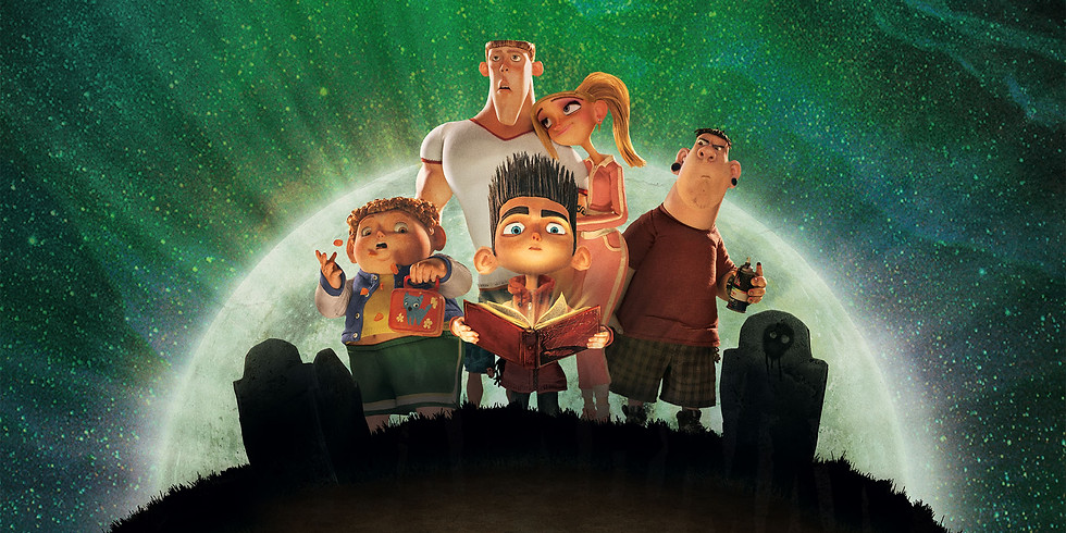 Halloween Cinema Scare Event -Paranorman (PG)   Event Opens at 5pm, Film at 620pm
