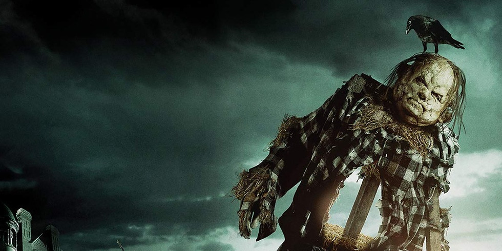 Halloween Cinema Scare Event -Scary Stories to tell in the dark (15) -  Event Opens at 830pm, Film at 930pm