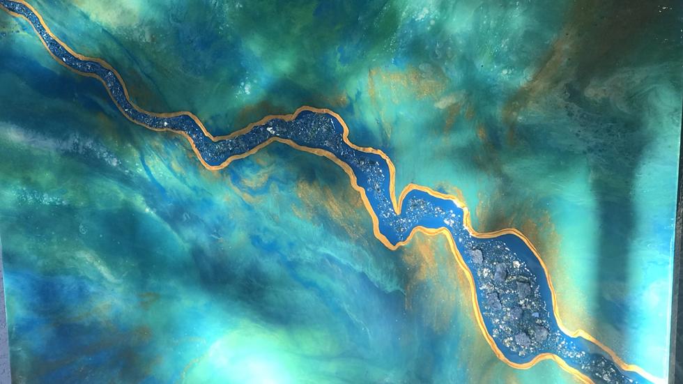 Druzy island