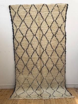 Tapis berbère Marmoucha 2,96x1,63m