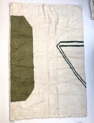 Tapis berbère marocain Azilal 2,53x1,65m