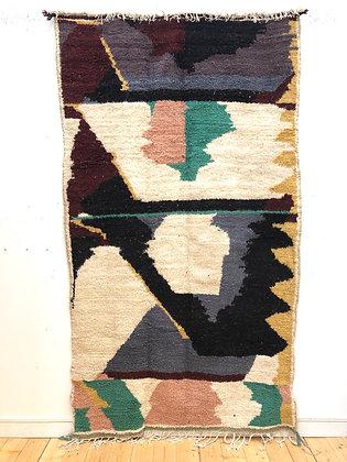 Tapis berbère Azilal 2,64x1,48m