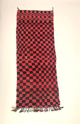 Tapis berbère Vintage Azilal 2,12x0,82m
