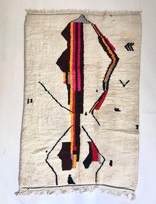 Tapis berbère Azilal 2,36x1,55m