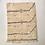 Thumbnail: Tapis berbère Marmoucha à motifs noirs 1,56x1,2m