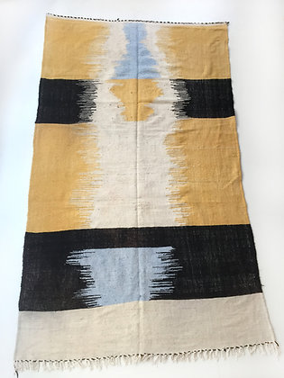 Kilim berbère coloré 2,94x1,70m