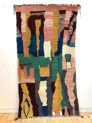 Tapis berbère Azilal 2,6èx1,45m