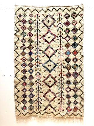 Tapis berbère Azilal 2,3x1,44m