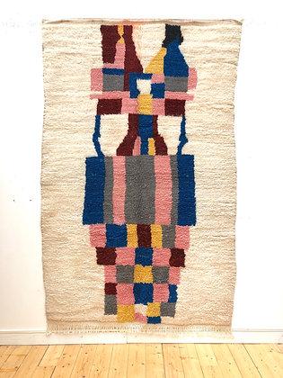 Tapis berbère Azilal 2,49x1,57m