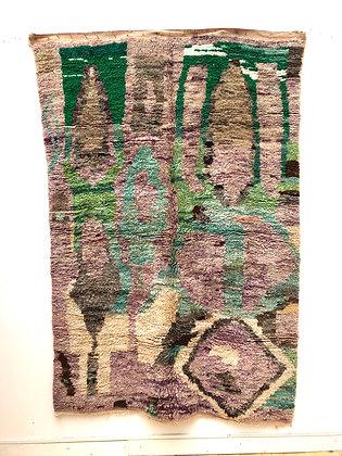 Tapis berbère Boujaad 2,38x1,57m