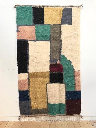 Tapis berbère Azilal 2,55x1,45m