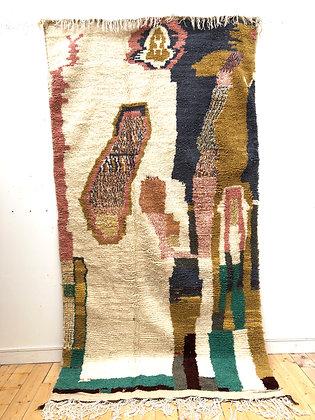 Tapis berbère Azilal 3,15x1,58m