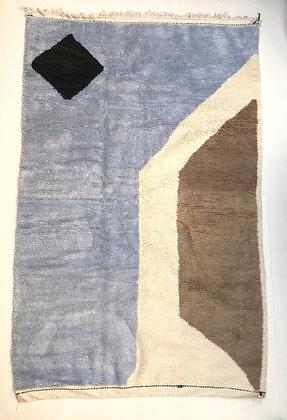 Tapis berbère marocain Azilal 2,57x1,56m