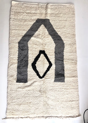 Tapis berbère Azilal 2,75x1,60m