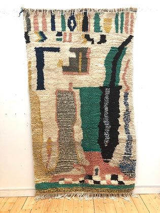 Tapis berbère Azilal 2,59x1,49m