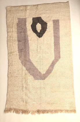 Tapis berbère marocain Azilal 2,6x1,53m