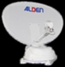 Antennes pour camping-car Alden AS