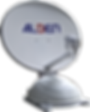 Antenne satellite Alden