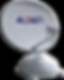Antenne satellite Alden