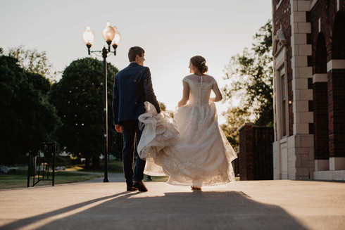 Groom and Bride - Sunset.jpg
