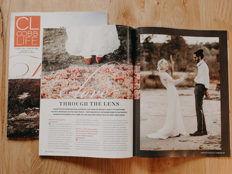 GETTING PUBLISHED IN A LOCAL MAGAZINE