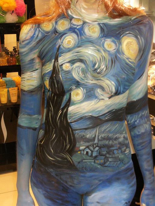 Van Gogh - close up