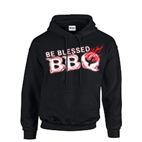 BE BLESSED BBQ HOODIE