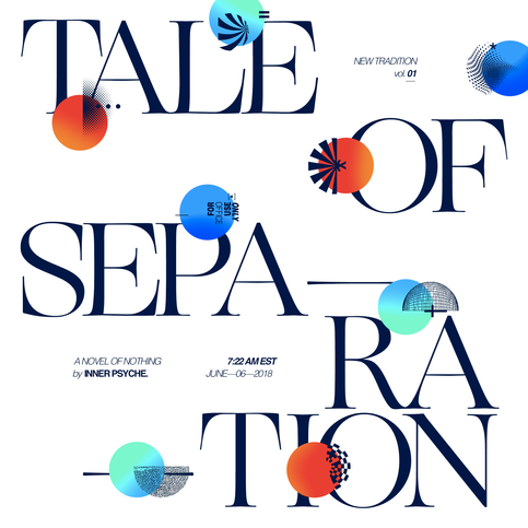inspired by: print marks & the expansion of outer space.  fonts used: Ogg Roman & Helvetica.