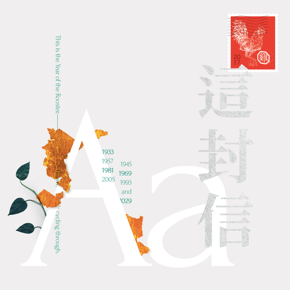 inspired by: the strength and precision of a dragon.  fonts: Forum & Source Han Serif.