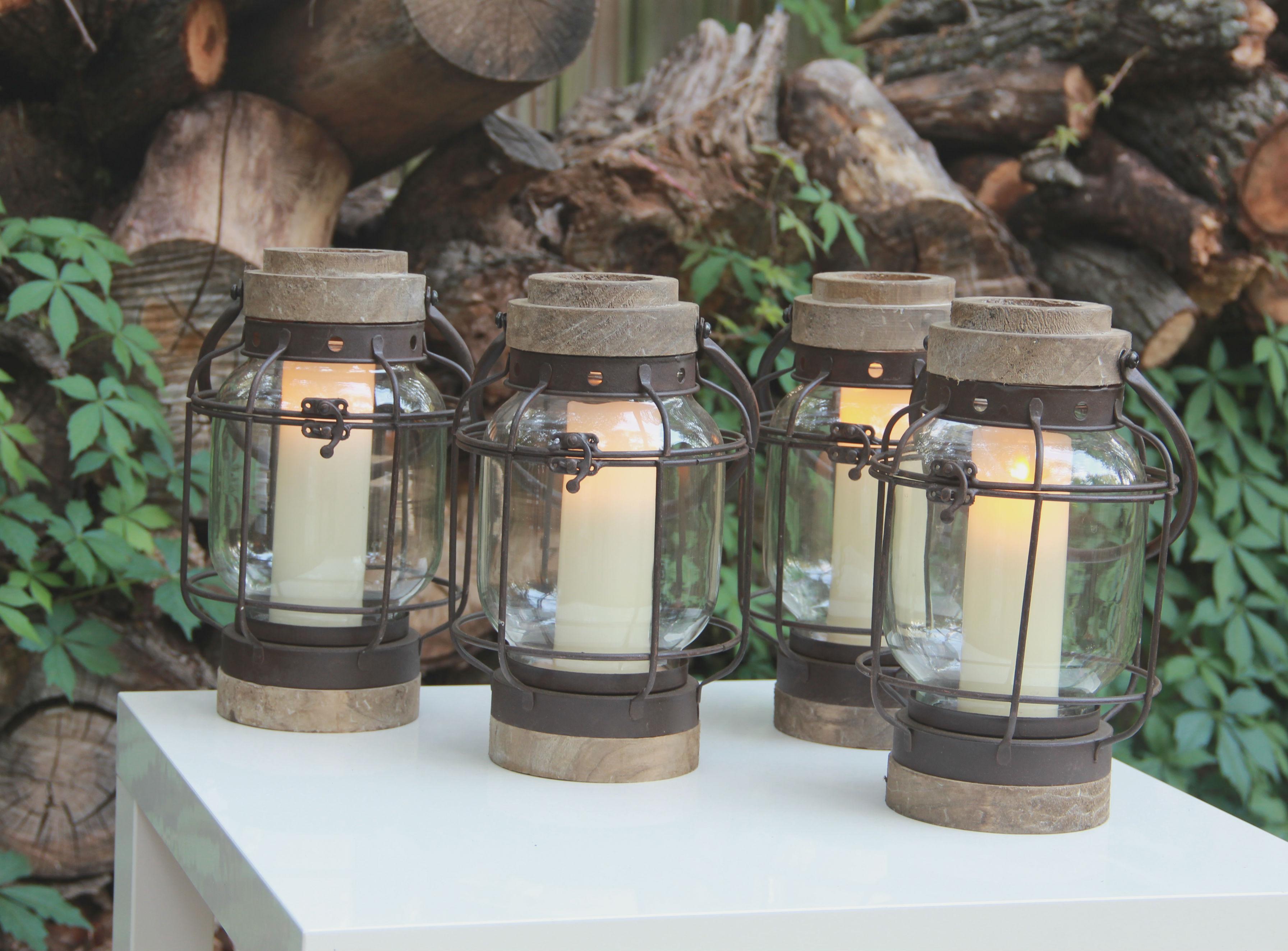 Cage Lanterns