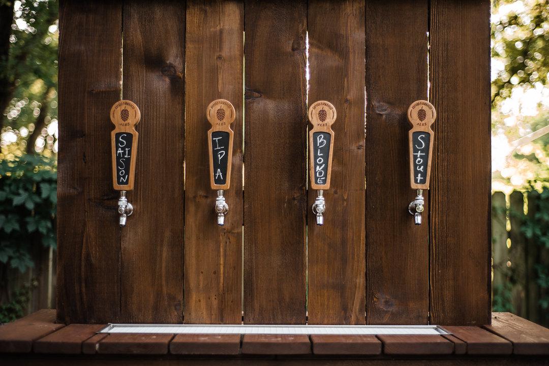 Craft Beer Tap Bar
