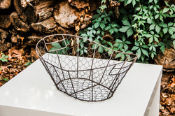 Farmhouse Wire Basket